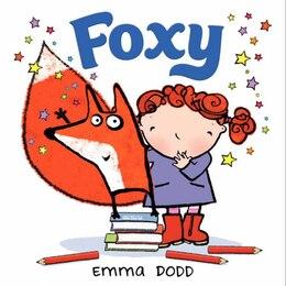 Book Foxy by Emma Dodd