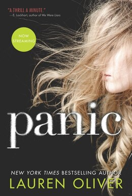 Book Panic by Lauren Oliver