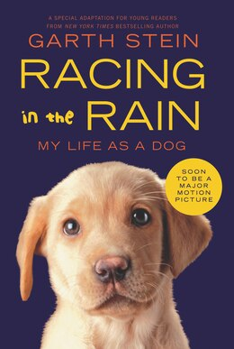 Book Racing In The Rain: My Life as a Dog by Garth Stein