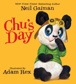 Book Chu's Day by Neil Gaiman