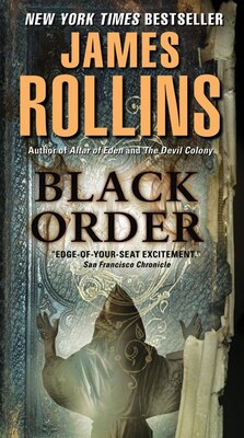 Book Black Order: A Sigma Force Novel by James Rollins