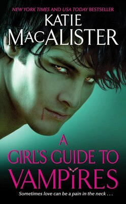 Book A Girl's Guide to Vampires by Katie Macalister