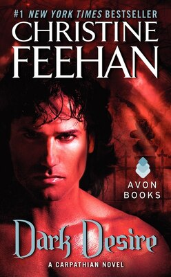 Book Dark Desire: A Carpathian Novel by Christine Feehan