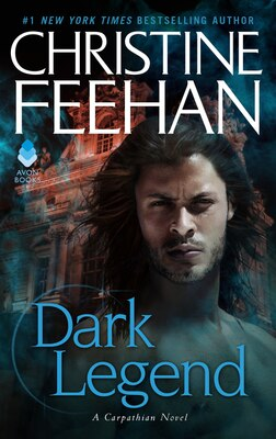 Book Dark Legend by Christine Feehan