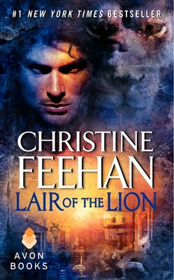 Book Lair Of The Lion by Christine Feehan