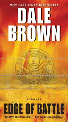 Book Edge of Battle by Dale Brown