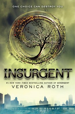Book Insurgent by Veronica Roth