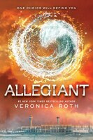 Book Allegiant by Veronica Roth