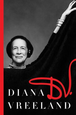 Book D.V. by Diana Vreeland