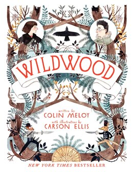 Book Wildwood: The Wildwood Chronicles, Book I by Colin Meloy