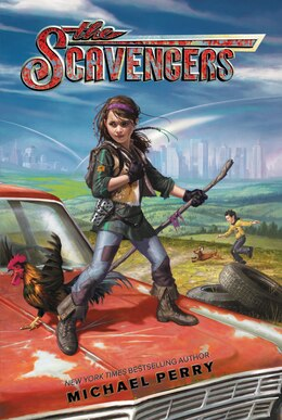 Book The Scavengers by Michael Perry
