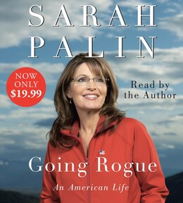 Book Going Rogue Low Price Cd: An American Life by Sarah Palin