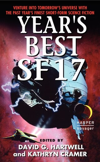 Year's Best Sf 17 de David G. Hartwell