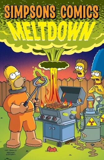 Simpsons Comics Meltdown by Matt Groening