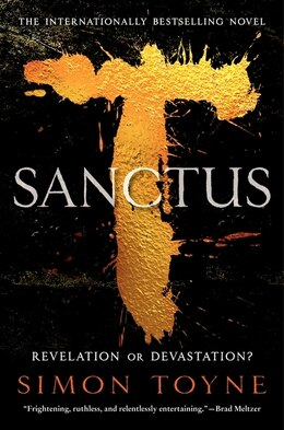 Book Sanctus: A Novel by Simon Toyne