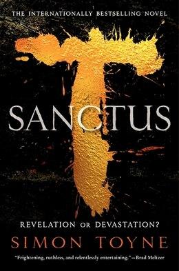 Book Sanctus: A Novel by Simon Toyne