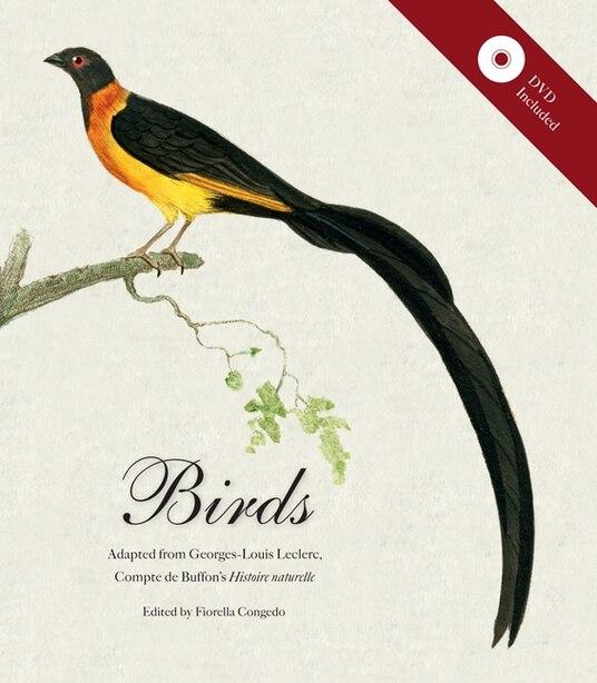 Birds: Mini Archive with DVD by Georges-Louis Leclerc De Buffon
