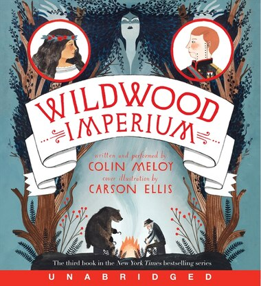 Wildwood Imperium Cd by Colin Meloy