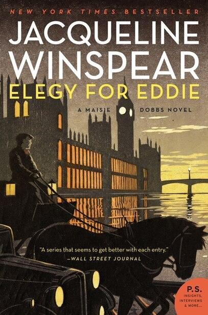 Elegy For Eddie: A Maisie Dobbs Novel by Jacqueline Winspear