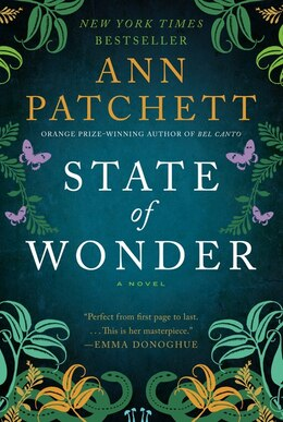 Book State of Wonder: A Novel by Ann Patchett