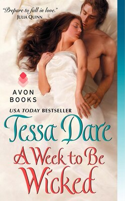 Book A Week To Be Wicked by Tessa Dare