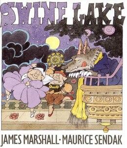 Book Swine Lake by James Marshall