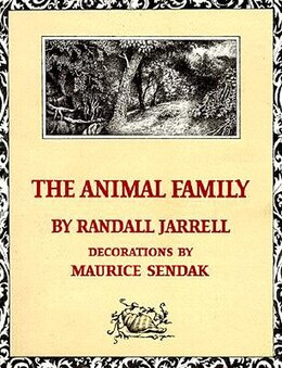 Book The Animal Family by Randall Jarrell