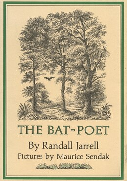 Book The Bat-poet by Randall Jarrell