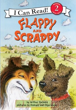 Book Flappy and Scrappy by Arthur Yorinks
