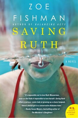Book Saving Ruth: A Novel by Zoe Fishman