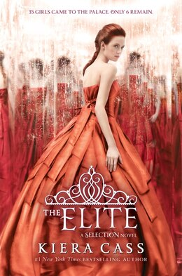 Book The Elite by Kiera Cass