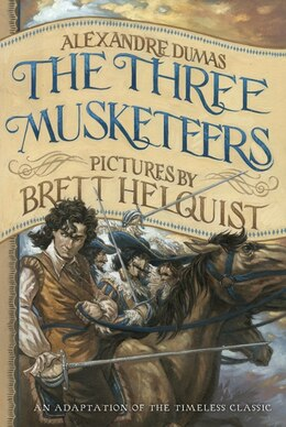 Book The Three Musketeers: Illustrated Young Readers' Edition by Alexandre Dumas