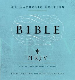 Book NRSV XL Catholic Edition by Harper Bibles