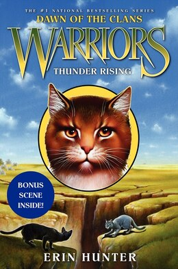 Book Warriors: Dawn Of The Clans #2: Thunder Rising: Thunder Rising by Erin Hunter