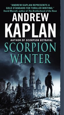Book Scorpion Winter by Andrew Kaplan
