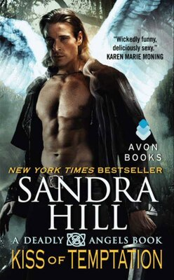 Book Kiss of Temptation: A Deadly Angels Book by Sandra Hill