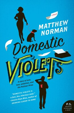 Book Domestic Violets: A Novel by Matthew Norman