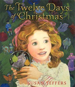 Book The Twelve Days Of Christmas by Susan Jeffers