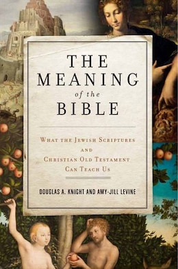 Book The Meaning Of The Bible: What The Jewish Scriptures And Christian Old Testament Can Teach Us by Douglas A. Knight