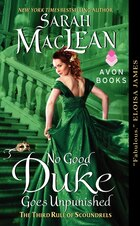 No Good Duke Goes Unpunished: The Third Rule Of Scoundrels