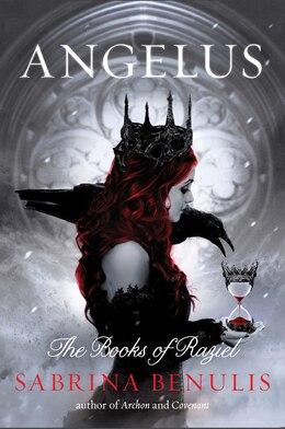 Book Angelus: The Books of Raziel by Sabrina Benulis