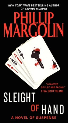 Book Sleight Of Hand: A Novel Of Suspense by Phillip Margolin