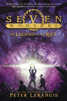 Book Seven Wonders Book 5: The Legend of the Rift by Peter Lerangis