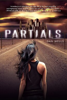 Book Partials by Dan Wells