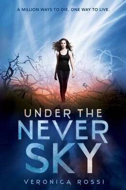 Book Under The Never Sky by Veronica Rossi