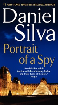 Book Portrait Of A Spy by Daniel Silva
