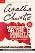 Murder On The Orient Express: A Hercule Poirot Mystery by Agatha Christie