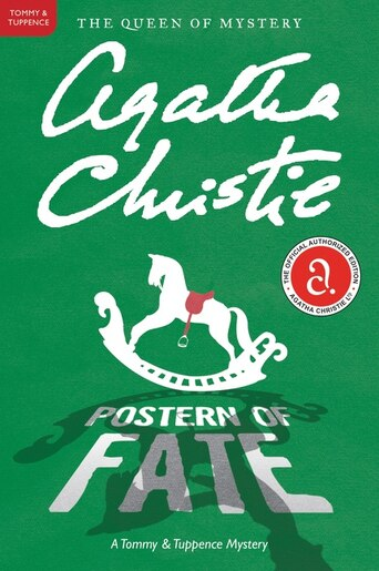 Postern Of Fate: A Tommy And Tuppence Mystery by Agatha Christie