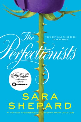 Book The Perfectionists by Sara Shepard