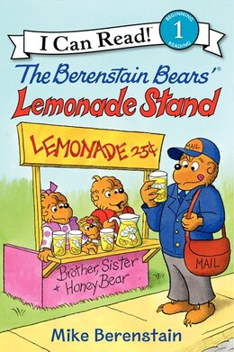 Book The Berenstain Bears' Lemonade Stand by Mike Berenstain